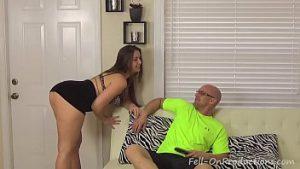 Novinha safada dando o cu