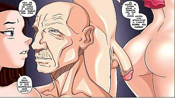 Hentai brasil quadrinhos eroticos incesto com sogro